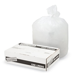 55 to 60 Gallon Heavy-Duty Waste Bag' 50/Case