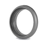 "10"" Ball & Socket Coupling Gasket' Rubber"