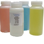 ECD HYDRA CAL Kit Calibration Kit' 500mL Each of Ammonium' Potassium & pH Standards