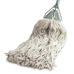 20-Oz Economy General Purpose Mop Head, 4/Pack