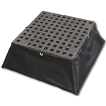 "BlackDiamond 1-Drum Flex Pallet 24"" x 24"" x 7.75"""