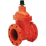 AWWA C515 Tapping Valve Ductile Iron' 8-in' MJ x FLG' 200TVD14