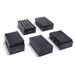 Dry Block for use with Incubator for Biological Indicators' 28mm x 10mm