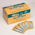 Neosporin Antibiotic Packets' 144/Box