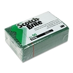 "Scotch Brite Scouring Pad' 6"" x 9""' 10/Pack"
