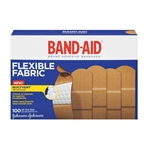 "Fabric Adhesive Bandages' 1"" x 3""' 100/Box"
