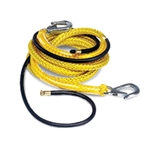 Cherne 30' Poly Lift Line/Hose with 60 psi Retard Gauge