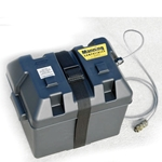Sealed Lead Acid Battery with Case' 12V/55 Ah' Comparable to ISCO 948