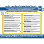 """Understanding Safety Data Sheets"" Poster' 18"" x 24"""