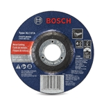 "Bosch Type 27 Cutting and Grinding Wheel' 24 Grit' 4-1/2"" x 3/32"" x 7/8"""