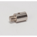 "1/2""L Center Post for Meter Book' M x F Threaded"