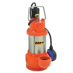 "AMT Submersible Dewatering Pump' Automatic' 1/2 HP' 115V' 2"" NPT' 598A-95"