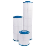 "Harmsco® Poly-Pleat™ Filter Cartridge for Hurricane® Housing' 1 Micron Absolute' 30-3/4""L"