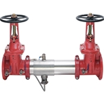 "Watts® 957-OSY RPZ Backflow Preventer' 2-1/2"" FLG' 0111584"