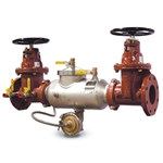 "Apollo® 4ALF-200 Stainless Steel RPZ Backflow Preventer' 4"" FLG' 4ALF20A02"
