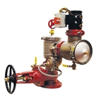 "Apollo® 4NALF-200 Stainless Steel RPZ Backflow Preventer' 6"" FLG' 4ANLF20C02"