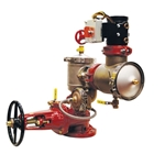 "Apollo® 4NALF-200 Stainless Steel RPZ Backflow Preventer' 8"" FLG' 4ANLF20E02"