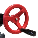 "Asahi Plasgear Hand Wheel Kit for 12 to 16"" Valves' 3700165"