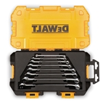 DeWALT 8-Piece Standard Wrench Set