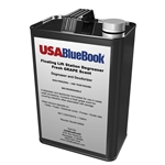 USABlueBook Grape Degreaser For Lift Stations' Case of (4) 1-Gal Jugs