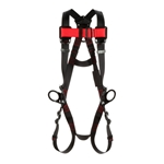 3M™ Protecta® Vest-Style Full-Body Harness with Back & 2 Side D-Rings, X-Large