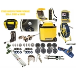 SPX/Pearpoint P350 flexitrax™ Mainline Inspection Camera System' Large Platinum Package w/ Battery Command Module
