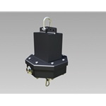 Mezzo-DB Ultrasonic Algae Control Transducer with Float and Flag' 120VAC