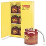 Safety Cans & Cabinets