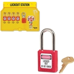 Lockout or Tagout