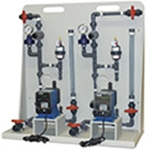 Chemical Feed Skid Systems