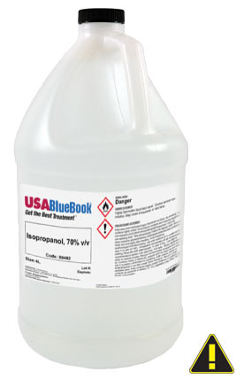 Isopropanol (Isopropyl Alcohol) 70% and 99%