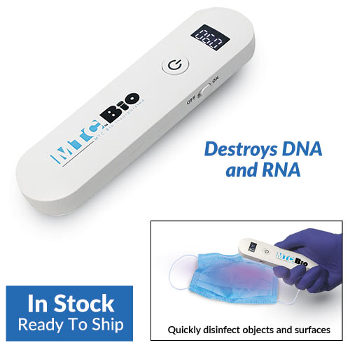 Bio•Wand™ Personal UV Sanitizer
