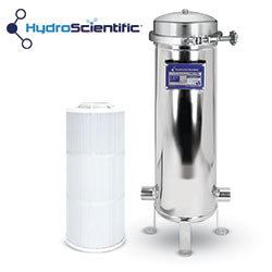 HydroScientific™ Filter Cartridges & Housings