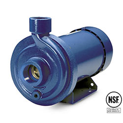 Goulds MCC and MCS Series Centrifugal Pumps