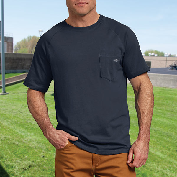 Dickies® Performance Cooling Short-Sleeve T-Shirts
