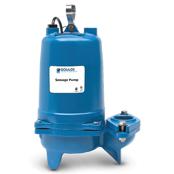 Submersible Pumps - Sewage, 2'' Discharge
