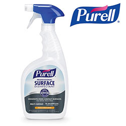 Purell Professional Surface Disinfectants