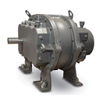 ROOTS positive displacement blowers are used extensively in wastewater treatment plants worldwide. The Universal RAI Series provides versatility and rugged construction, making it especially desirable for wastewater aeration applications. All URAI blowers share common design features that are original to ...
