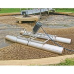 The TORNADO family of surface aerators delivers excellent oxygen transfer and high mixing efficiency to a wide range of treatment processes. Their rugged construction and efficient design maximize treatment performance while minimizing energy consumption. TORNADO Aerators are ideal for wastewater ...