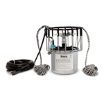 For ponds and lagoons out of the public view, these surface aerators offer an economical alternative to display aerators. They offer the same rugged Kasco construction and operate continuously in fresh or salt water. All units feature a stainless steel ...