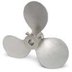 Replacement Neptune Propeller' 316 SS' 3/4