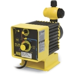 These pumps feature two dials for simple, manual control of stroke speed and length. Stroke rate is also adjustable using an external pulse signal from a flowmeter or LMI controller. Remote on/off and low-level shutoff inputs lets you to shut ...