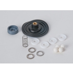 Includes: Diaphragm, check balls, cartridge valve assemblies, valve seats, and O-rings. This repair kit is compatible with the following LMI chemical metering pumps: C101-94S (stock # 60816), C701-94S (stock # 60820). Note: This repair kit may also be compatible with ...