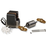 Includes: coil, wire connector, rotor assembly, coil ground screw and coil screw with lock washer.