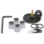 Repair kits include: diaphragm & retainer, valve guides, valve seats, check balls, gaskets and O-rings.
