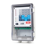 These Sensaphone Autodialers offer custom voice message programming, rechargeable battery backup and temperature sensing. Their sealed, lockable enclosure is NEMA 4X rated to withstand harsh environments. Front panel LEDs give you a visual indication of alarm/status conditions. Remotely access the ...