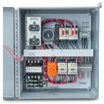 Blower Control Panel 1-Phase, Simplex, 9-13 amps