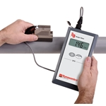 This doppler meter offers the latest trans-phase ultrasonic non-contact measuring technology for accurate, reliable flow velocity monitoring of liquid with suspended solids for aeration applications. The large easy-to-read digital display shows velocity in feet per second or meters per second. ...