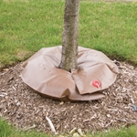 Treegator drip irrigation bags are durable, easy-to-use watering systems that provide deep water saturation directly to the root system of a new tree or shrub. These systems install easily in minutes without tools. Simply wrap the bag around the tree ...