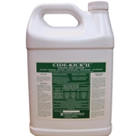 Cide-Kick II® breaks down the waxy leaf cuticle for more effective herbicide uptake. Suggested mixture and dilution rates for your particular weed(s) are covered in the manual.